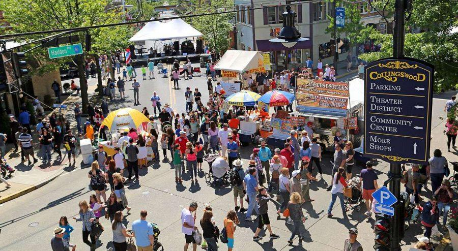 Collingswood's May Fair attracts an eclectic group of people