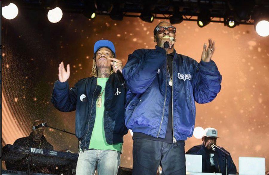 Over 42 Injured at BB & T Pavilion Wiz Khalifa & Snoop Dogg Concert