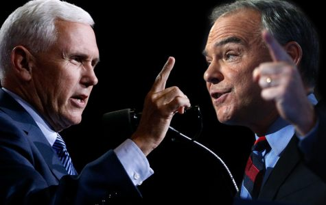 Senator Tim Kaine and Governor Mike Pence take to the stage Tuesday evening to defend their running mates.