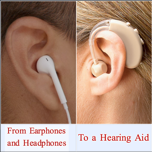 Constant exposure to music especially at high volumes, can lead to hearing loss.