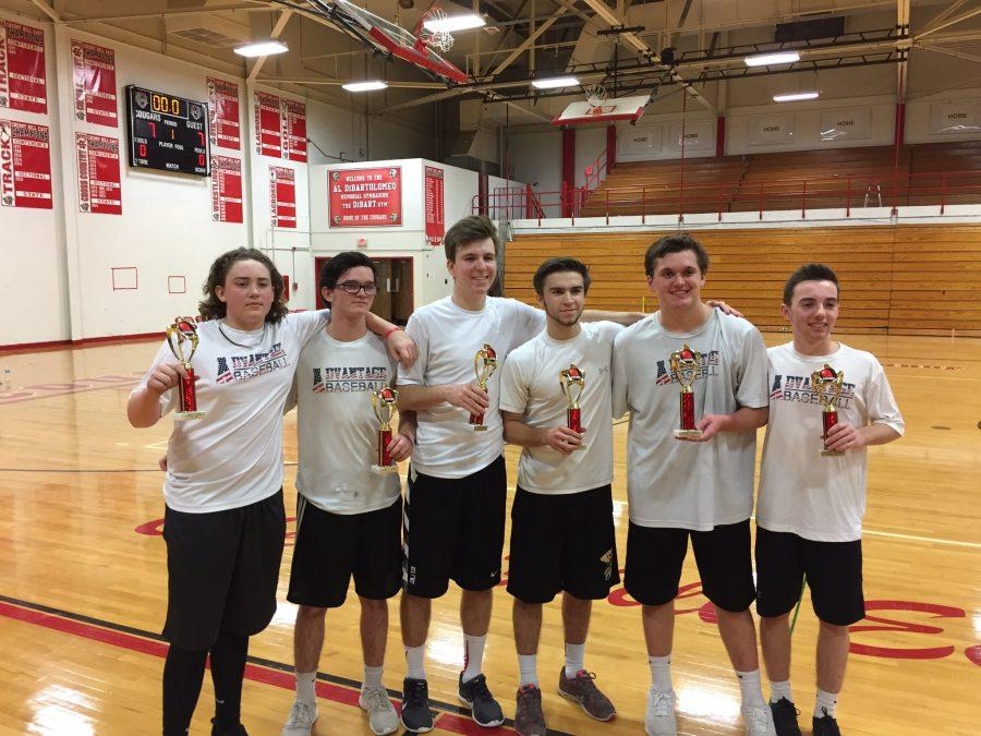 Ball+Don%27t+Lie+won+the+Fall+2015+Dodgeball+Championship.