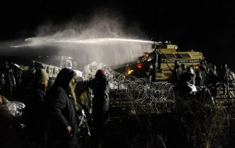North Dakota Access Oil Pipeline Controversy