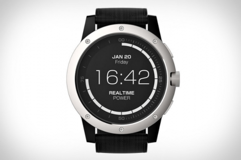 Competition in the smartwatch industry heats up with the new MATRIX PowerWatch