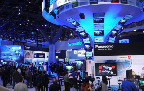 Various tech companies gather at The Consumer Electronics Show (CES) in Las Vegas to showcase their creations