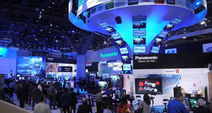 The Consumer Electronics Show gives attendees a chance to experience the future.