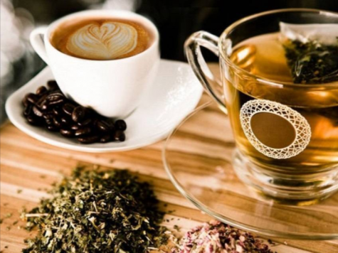 Coffee and tea become increasingly popular beverage options among students