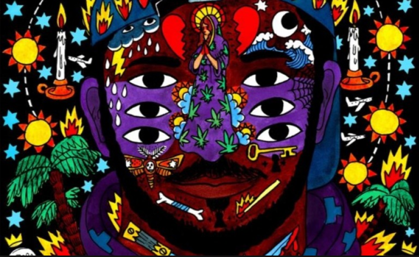 Kaytranada just released his new album entitled , 99.9%.