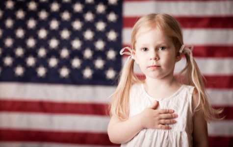 "The Words ""…under God…"" Should be Removed from the Pledge of Allegiance"