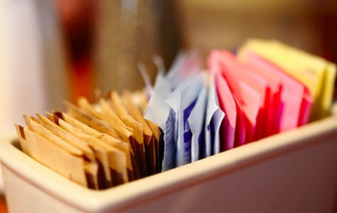 Studies show that artificial sweeteners are more dangerous than raw sugar packets, and yet East continues to provide only artificial sweeteners at its coffee cart.