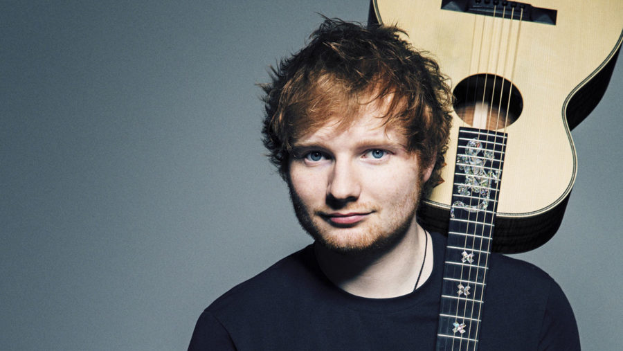 Ed+Sheeran+released+his+new+album+on+March+3rd.+
