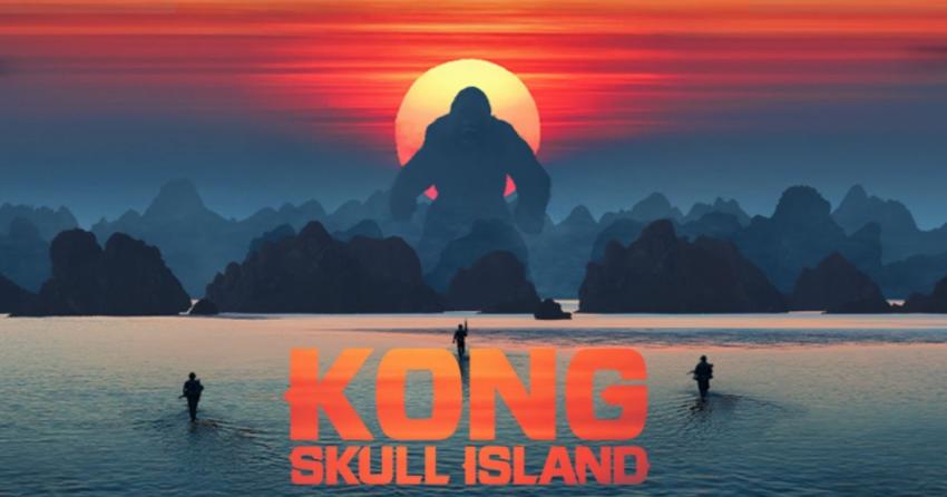 Kong: Skull Island is a 2017  action-adventure monster film directed by Jordan Vogt-Roberts