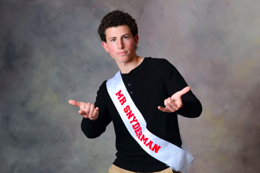 Mr. Snyderman takes the title of Mr. East!
