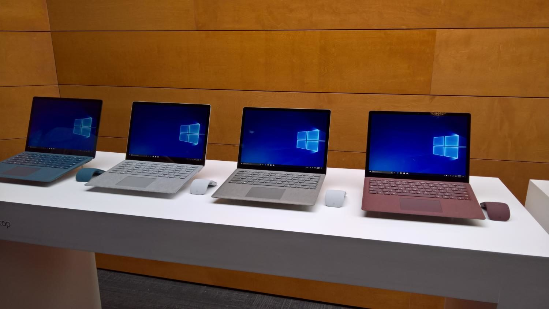 Microsoft releases Windows 10 S