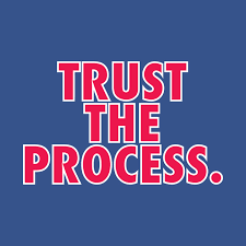 "The process of ""The Process"""