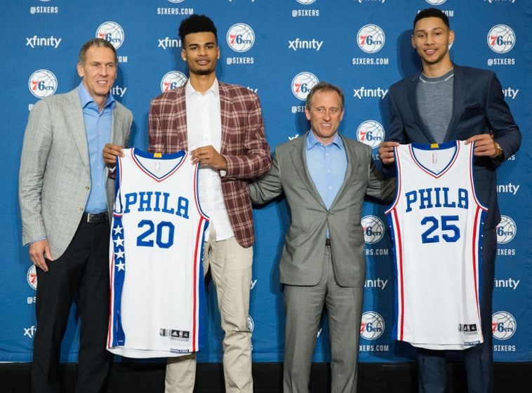 The Sixers' 2016 NBA Draft picks