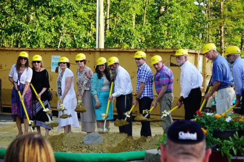 Chabad Lubavitch celebrates its building expansion