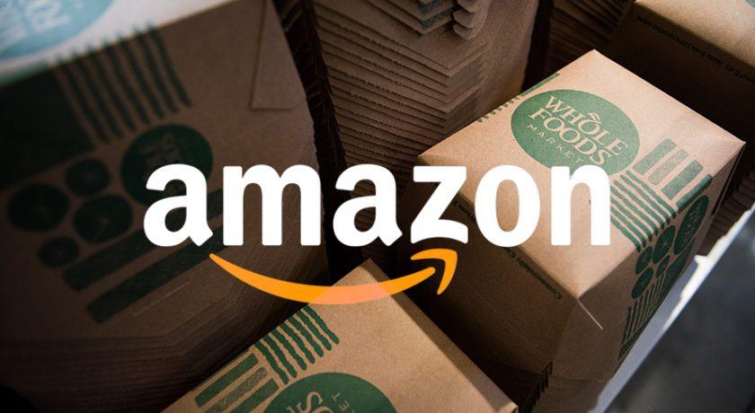 Amazon buys Whole Foods.