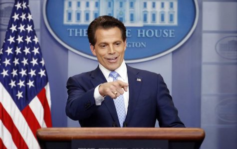 Scaramucci in the White House.
