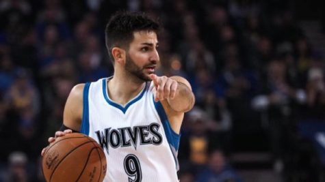Timberwolves send Rubio to the Jazz
