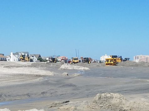 Margate beaches suffer as machines invade the shore town