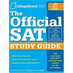 The CollegeBoard offers multiple ways to prep for the SAT, online or in print.