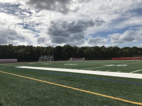 East Boy's Varsity soccer team defeats the West Lions for the first time ever on East Soil