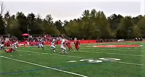 East football comes up just short in thrilling game vs. Pemberton