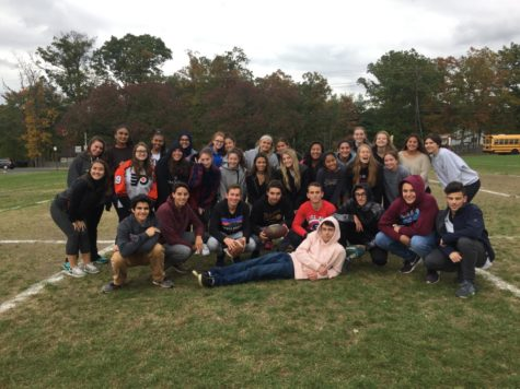 The Senior Class will battle against the Junior Class in the annual Powderpuff game, set to take place on November 6