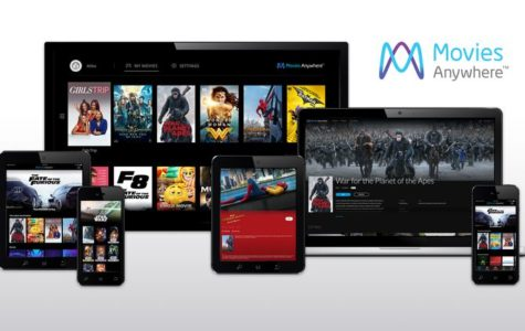 The Movies Anywhere platform is available on a variety of devices.