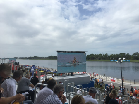 U.S. holds the Rowing World Championship for the first time in 23 years