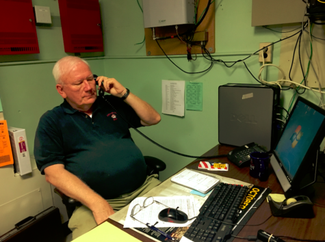 Mr. Hall retires after 23 years of serving at East