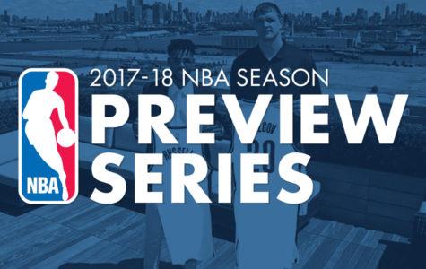 2017-2018 NBA Season Preview