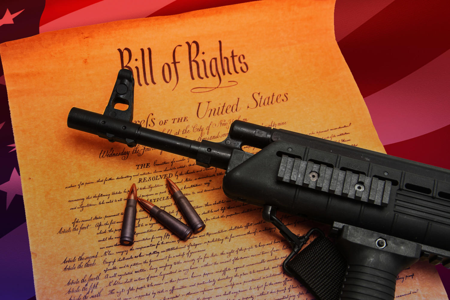 With the mounting controversy over gun control growing, what are we to do about it?