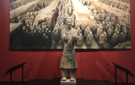 "Franklin Institute opens its ""Terracotta Warriors of the First Emperor"" exhibit displaying original statues from over 2,000 years ago"