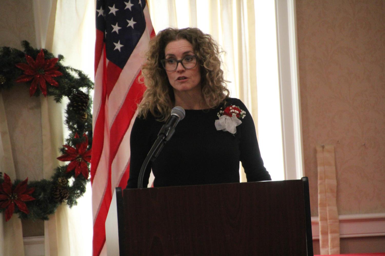 Erin Halpin (Ford) ('87)