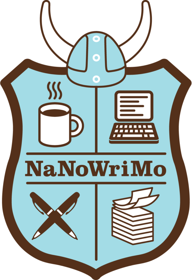 The logo for National Novel Writing Month