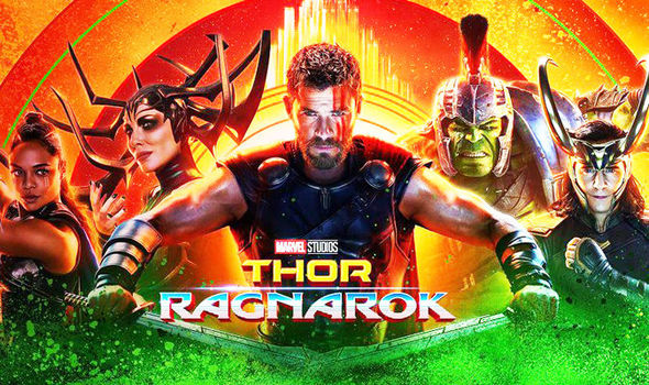 Thor: Ragnarok pits the mighty Thor against Asgard's greatest enemies.
