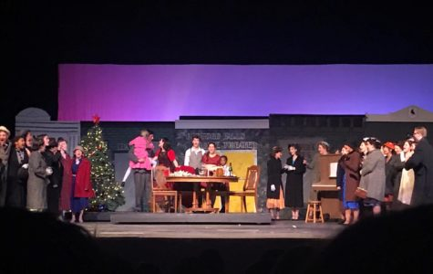 """""""It's a Wonderful Life"""" continues recent theater success at East"""