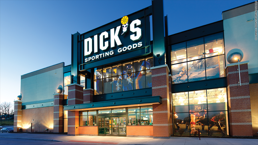 Dick%27s+Sporting+Goods+has+now+made+a+change+to+their+traditional+gun+sales+policy%2C+and+it+is+impressing+everyone.