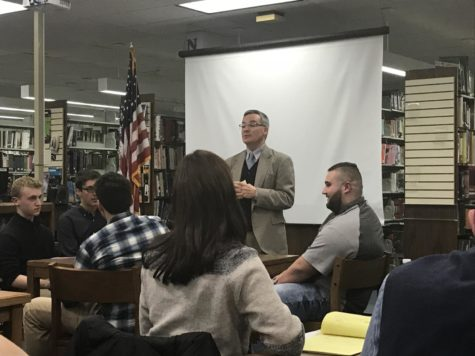 "At ""Coffee with the Superintendent,"" many parents address concerns over recent events in the district"