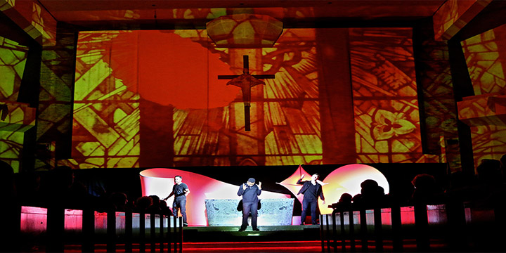 """The Cross and the Light"" Delivers the Modern Interpretation of Jesus' Death and Resurrection"
