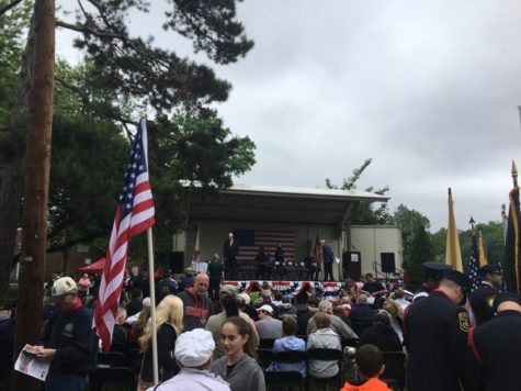 Cherry Hill holds annual Memorial Day ceremony