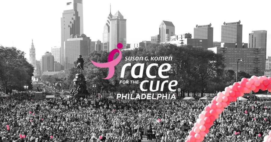The+Philadelphia+%27Race+for+the+Cure%27+attracts+many+who+run+to+help+to+fund+breast+cancer+research%2C