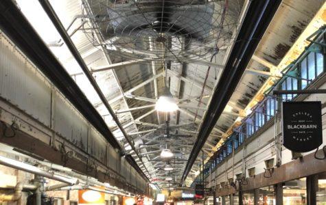 Exploring the Chelsea Market
