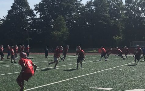 East football team hopes to improve its image for the new season