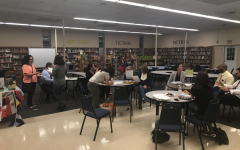 East PTA holds its first meeting of the year
