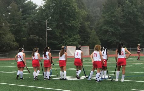 East girls field hockey falls to Eastern in competitive match