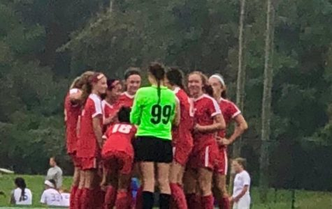 East Girls Soccer racks up the goals and wins against Northern Burlington