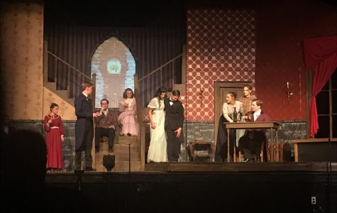 Crimson Theatre takes new twist on classic Poe tales