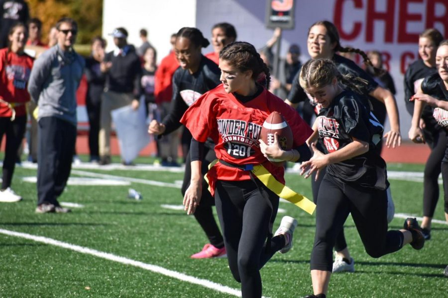 PHOTOS: Senior Class of 2019 Captures Impressive Victory in Powderpuff